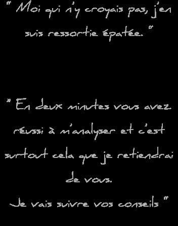 Témoignages Laurent Édouard